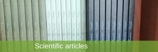 EN homepage – Slide 2 – Scientific articles