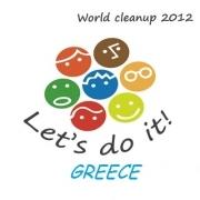 Let's Do It Greece 2012 logo