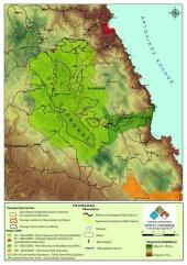 Area Limits of NATURA 2000